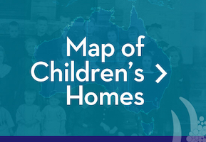 Map of Children's Homes