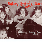 Sydney Rescue Work Society Annual Report, 1950
