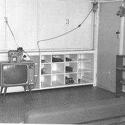 TV room, mother's quarters, Waitara