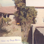 Back View of Boys Home [Waitara]