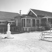 Administration Block and Nurses' Dining room originally [Waitara]