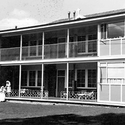 McAuley Mothercraft Nursing Home, before 1978