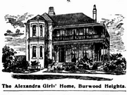 Alexandra Rescue Home