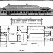 The North Coast Children's Home - Lismore N.S.W - Plan