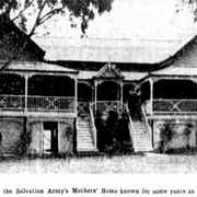 Salvation Army Mothers' Home Rockhampton