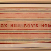 Box Hill Boys' Home towel