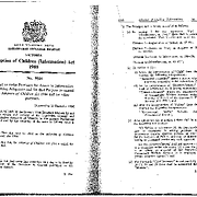 Adoption of Children (Information) Act 1980
