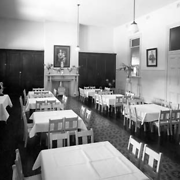 Immigration [St Vincent's Foundling Home dining room]