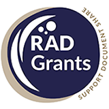 RAD Grants logo