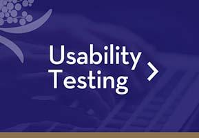 Usability testing icon